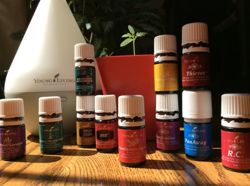 My Starter Kit Oils