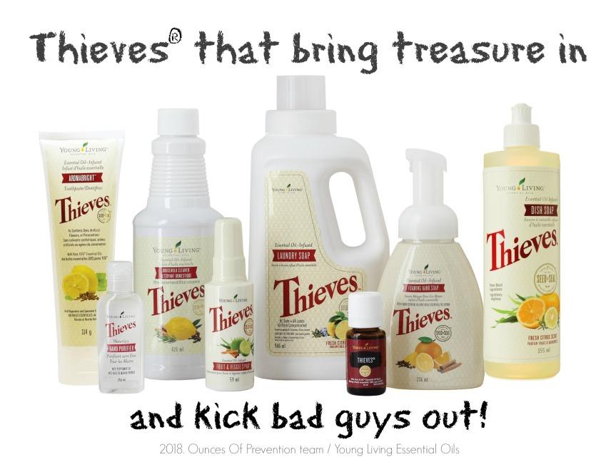 Thieves ER Kit