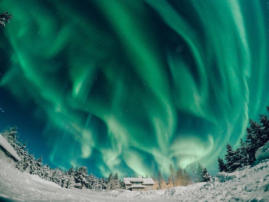 northern-lights-finland